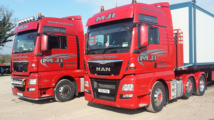 MJI Trucks