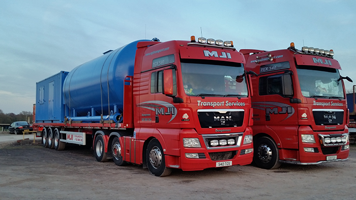 tanker transport